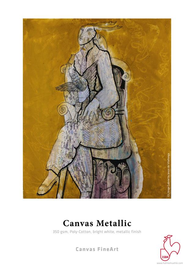 Canvas Metallic